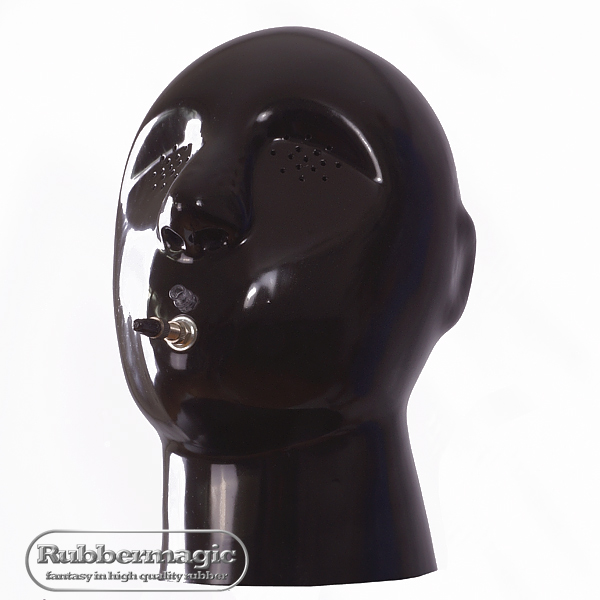 ball der masken latex fotoshooting