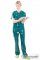 Preview: Latex-OP-trousers,Latex surgical mask,latex medical clothing, clinical clothing,Rubbermagic