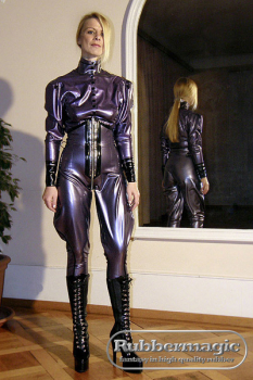 Latex jodhpurs for Ladies