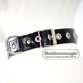 latex dog collar,Latex collar,Rubbermagic,latex clothing,latex,latex store,rubber store