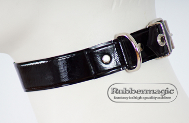 latex dog collar,Latex collar,Rubbermagic,latex clothing,latex,latex store,rubber store Dresden