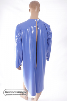 Latex patient gown,Latex patient shirt,Latex clinical clothing,latex clinical garment,Latex store Dresden,rubber storeDresden,Rubbermagic