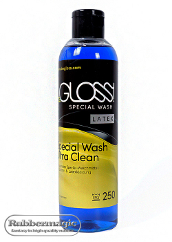 beGLOSS SPECIAL WASH LATEX 250 ml