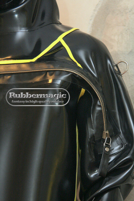 Latex protective suits by Rubbermagic,Latex Hazmat suits,waterproof latex suits,Rubbermagic,Latex store Dresden