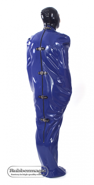 Latex body bag with sleeve pockets,latex sack,latex sleeping bag,Rubbermagic,Latex store Dresden,Latex manufacturer Dresden